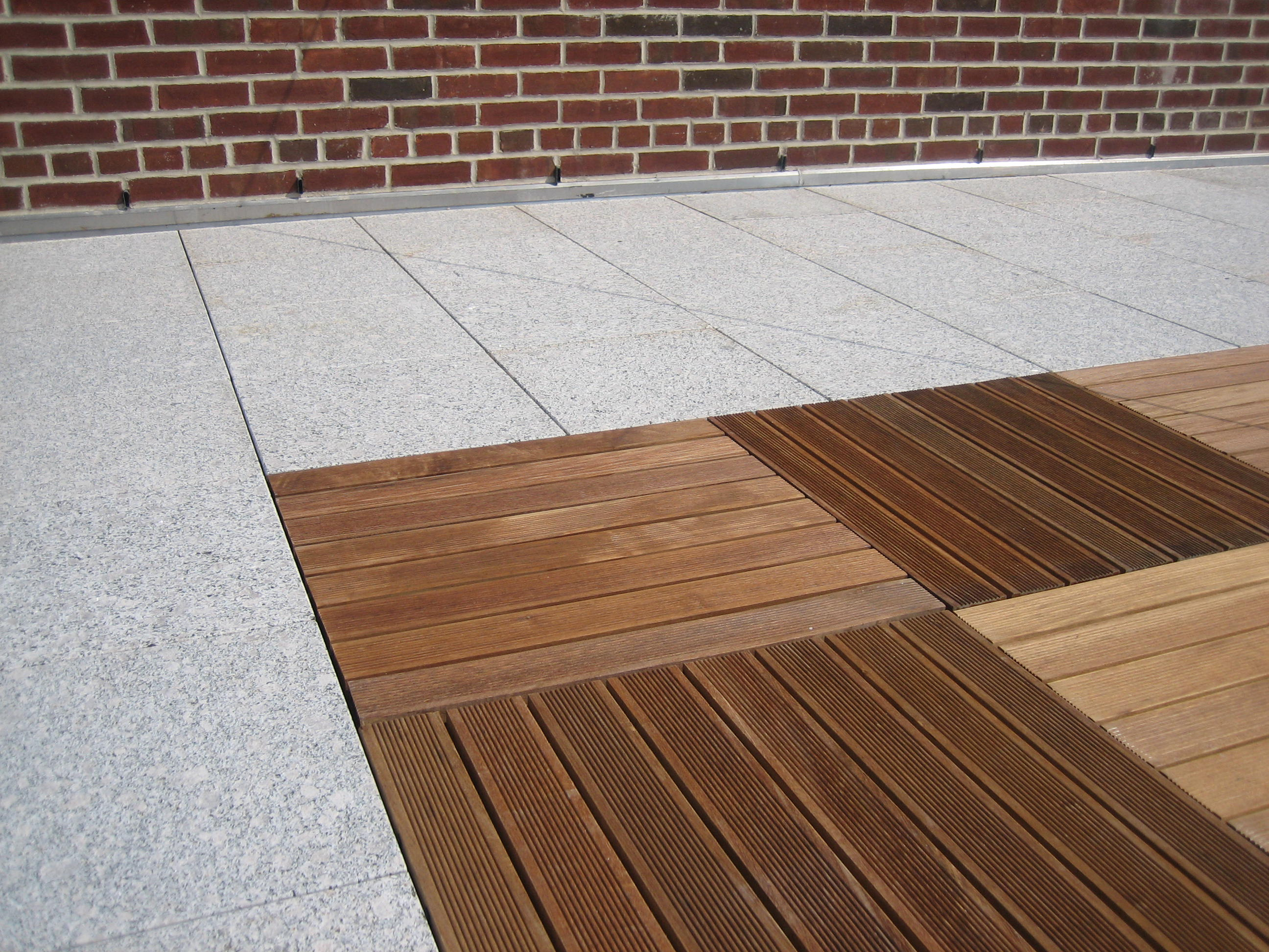 Roofdecks by material wood for Roof sheathing material options